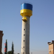 Rozhnovskiy water tower